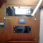 Boat: after control panel