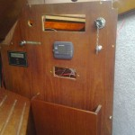 Boat: before control panel
