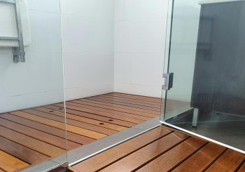 Bespoke Disability Shower Ramp